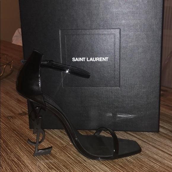 32ddc1f6ec Yves Saint Laurent Shoes | Ysl Opyum Sandal | Poshmark